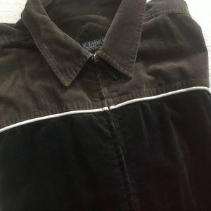 Bluenotes Men's Shirt Jacket